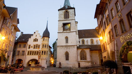 Stadtkirche Biel (Foto: Stadt Biel)